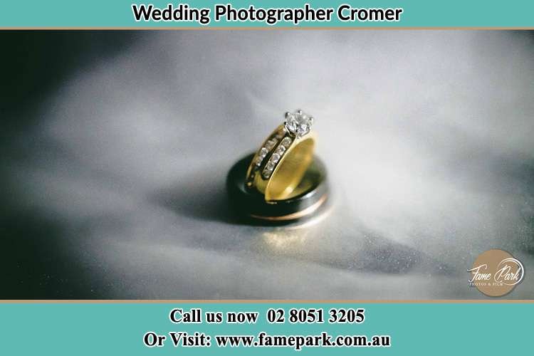 Wedding ring photo Cromer NSW 2099